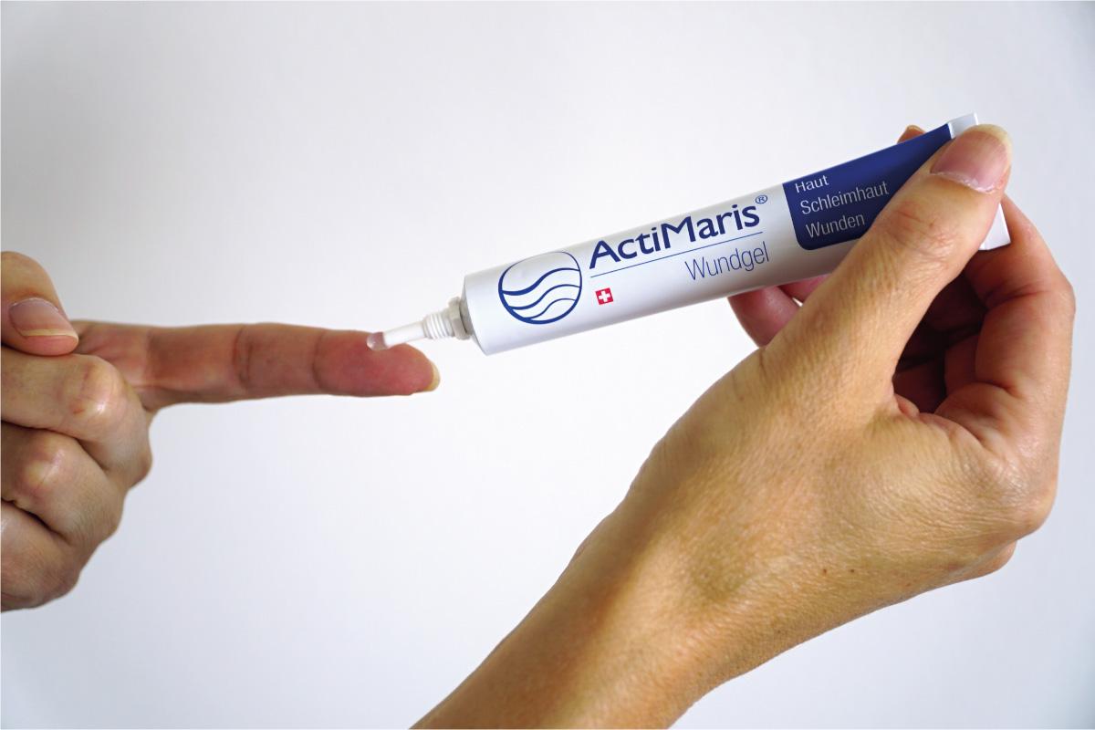 ActiMaris Gél aplikácie na prst
