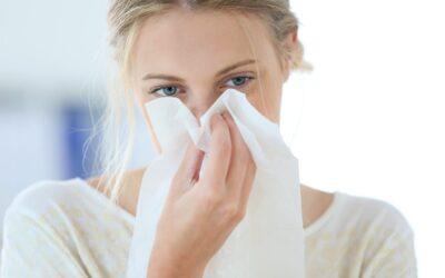 Zápaly horných dýchacích a prehĺtacích ciest